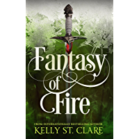Fantasy of Fire (The Tainted Accords Book 3) (English Edition)