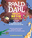 Fantastic Mr. Fox and Other Animal Stories: Includes Esio Trot, The Enormous Crocodile & The Giraffe and the Pelly and Me