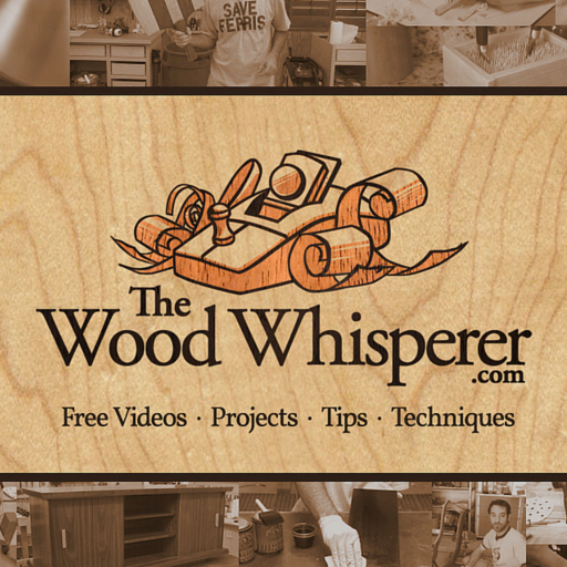 Woodworking with The Wood Whisperer