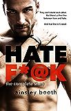 Hate F*@k (Forbidden Bodyguards Book 1) (English Edition)