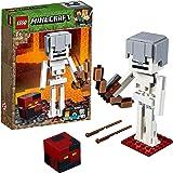LEGO Minecraft™ 21150 Minecraft™-BigFig Skelett mit Magmawürfel