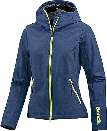 Bench Sport Damen Softshelljacke: : Bekleidung