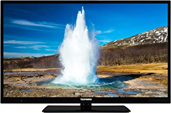 Telefunken D40F294R4CW 102 cm (40 Zoll) Fernseher (Full HD, Triple Tuner, Smart TV)