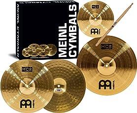 Meinl HCS1314+10S HCS Cymbal Set