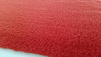 Großartig Tapima Velours 6mm Rot | Teppichboden Velours | Auslegware  RD86