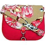 CRAFTS MY DREAM Women's Sling Bag (Pink)