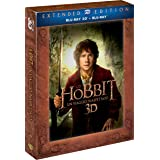 Lo Hobbit - Un Viaggio Inaspettato (Extended Edition) (5 Blu-Ray 3D + 2D);The Hobbit  - An Unexpected Journey;The Hobbit: An