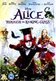 Alice Through The Looking Glass [DVD] [2017]