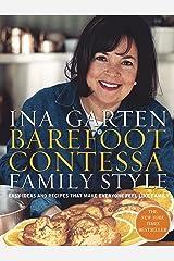 Barefoot Contessa Family Style Hardcover