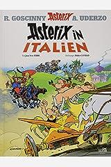 Asterix 37: Asterix in Italien Gebundene Ausgabe
