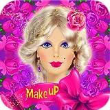 Poupée Barbie Maquillage, Coiffure & Dress Up Fashion Top Model princesse filles