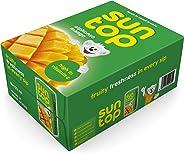 SUNTOP Mango Juice, 18 x 125 ml