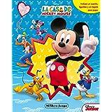 La casa de Mickey Mouse. Libroaventuras: Incluye un cuento, figuritas y un tapete