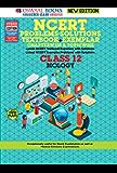Oswaal NCERT Problems - Solutions (Textbook + Exemplar) Class 12 Biology Book (For 2021 Exam)