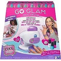 Cool Maker, Go Glam Macchina Decora Unghie per Manicure e Pedicure, con 5 Decorazioni e Ventolina, Dagli 8 Anni…