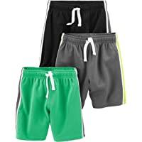 Simple Joys by Carter's Toddler Lot de 3 shorts en maille pour garçon