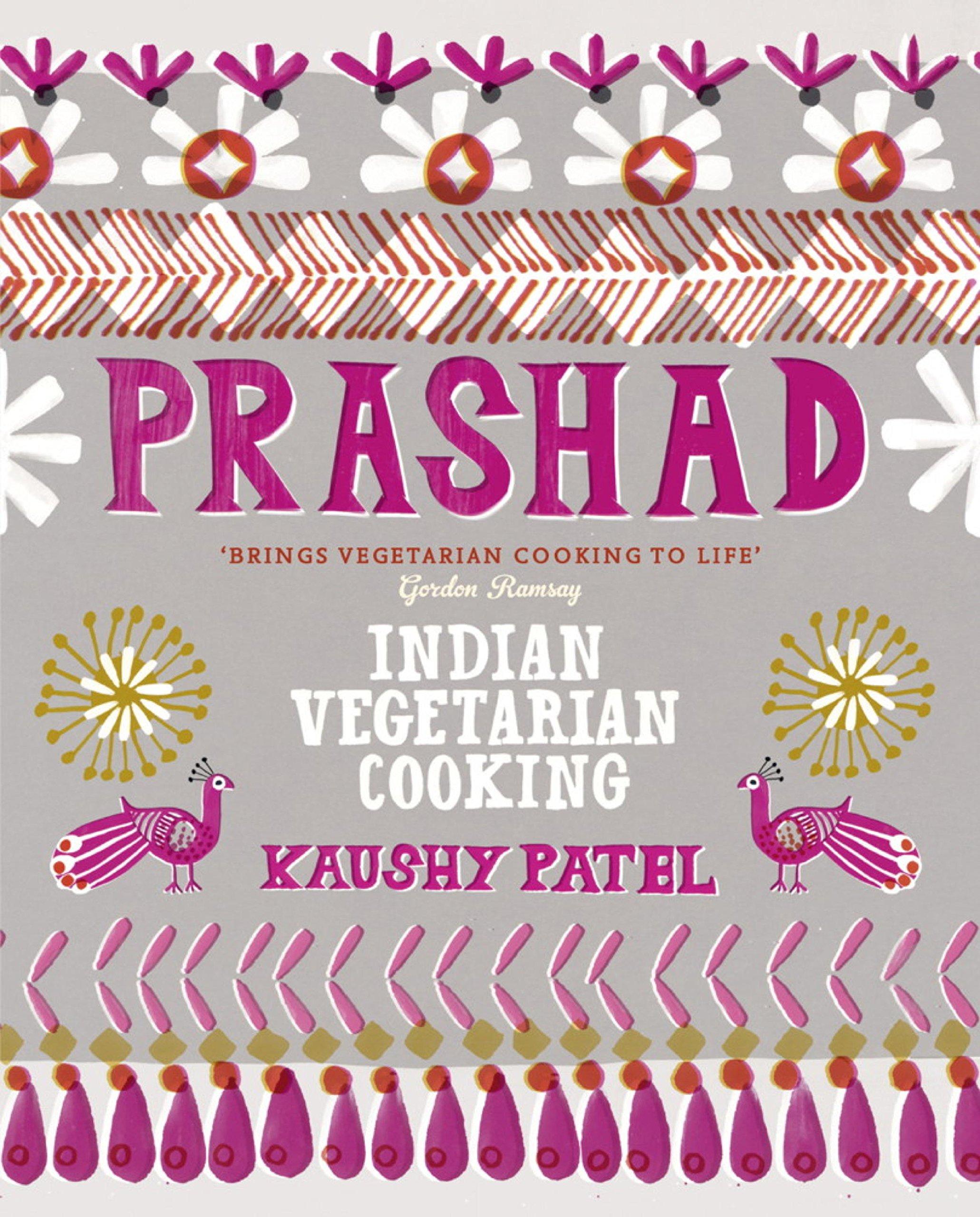 Vegetarian Indian Cooking: Prashad: Indian Vegetarian Cooking 1