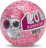Giochi Preziosi - L.o.L. Surprise Pets S4 SPY EYE, Colore Assortito, LLU50000