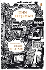 John Betjeman: Poems Selected by Hugo Williams (Faber 80th Anniversary Edition) Hardcover