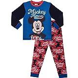 Disney Mickey Mouse Pijama para niños w18 de 1 a 5 años