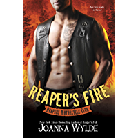 Reaper's Fire (Reapers Motorcycle Club Book 6) (English Edition)