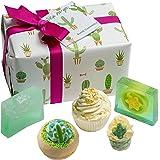 Bomb Cosmetics Vastgeplakt op je handgemaakte geschenkpakket