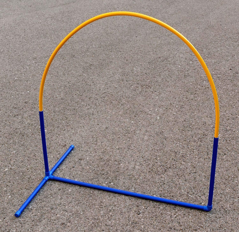 Callieway® 6 x Hoopers Agility Hoops – NADAC Hoopers Agility Hoops (Bulk Pack)