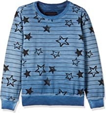 Cherokee Boys' Cotton Sweatshirt