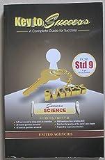 Key to Success - Complete Guide for 9th Std Karnataka English Medium - Maths+Science