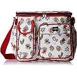Amazon Brand - Solimo Delight Diaper Bag, Pink