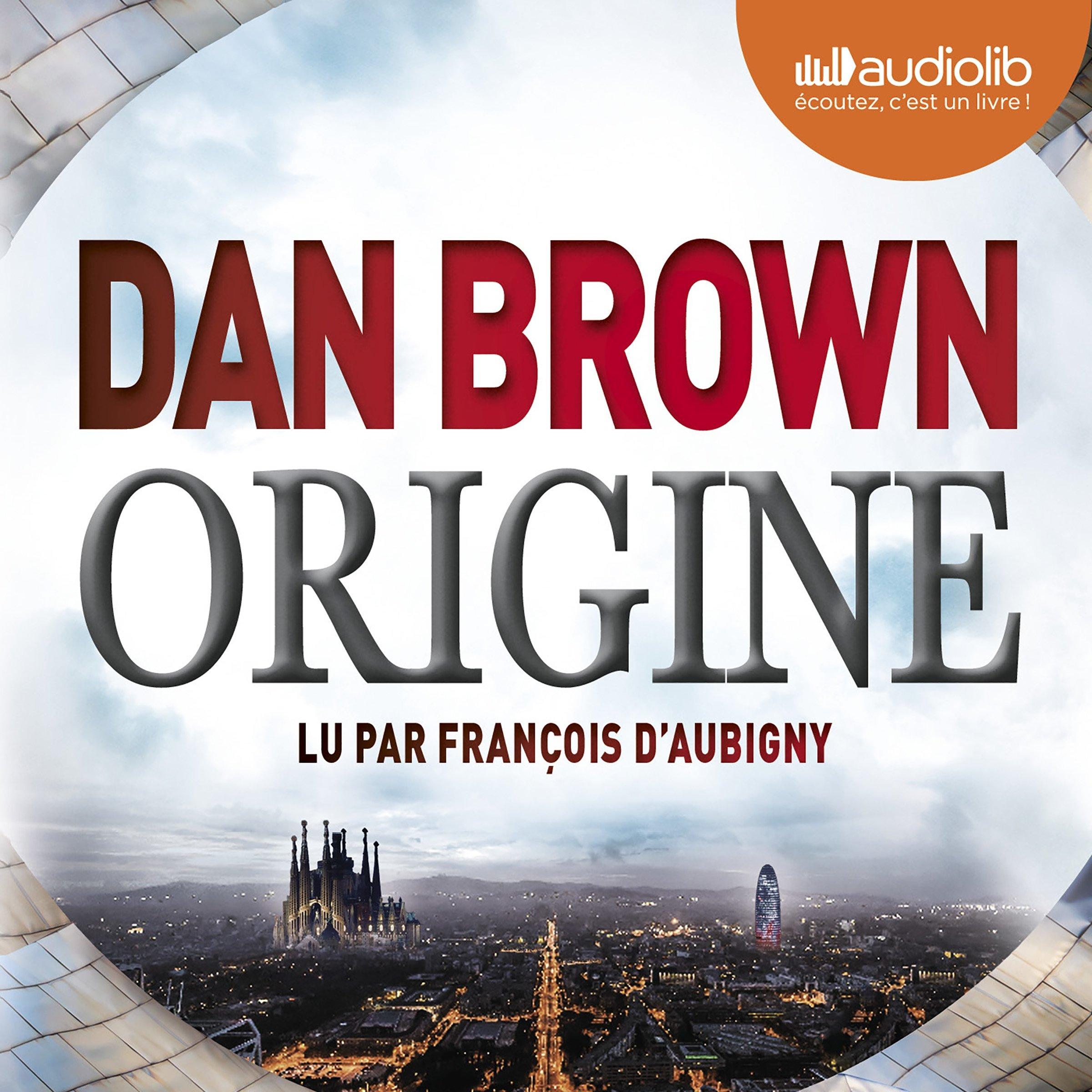 Origine: Robert Langdon 5, de Dan Brown