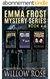 Emma Frost Mystery Series: Vol 4-6 (English Edition)