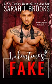 Valentine's Fake: Ein Enemies to Lovers Liebesroman