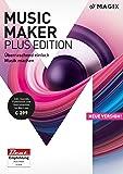 MAGIX Music Maker – 2018 Plus Edition – Musik produzieren, aufnehmen und mixen [Download]