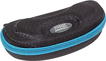 Zoggs Elite Goggle case Brillenetui, Blue/Grey, One Size