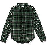 Amazon Essentials Camisa de Franela para Niños Camisa Niños