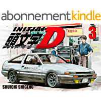 Initial D Vol. 3 (comiXology Originals)