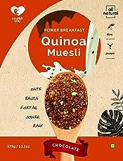 Nourish You Quinoa Muesli, Chocolate, 375g