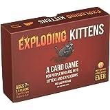 Exploding Kittens: (Kartenspiel in englischer Version