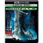Godzilla 1998 (4K UHD & HD) (2-Disc)