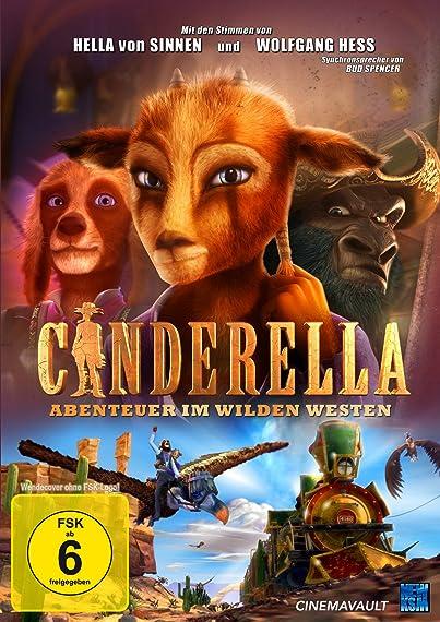 Cinderella – Abenteuer im Wilden Westen