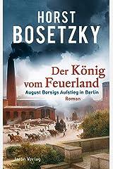 Der König vom Feuerland: August Borsigs Aufstieg in Berlin. Roman Kindle Ausgabe