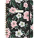 Amazon Brand - Eono Diary 2021-2022 Week to View A5 Planner, 12 Month Planner with Hard Hardcover, Monthly Tabs and Expandabl