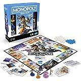 Hasbro Gaming E6291100 Monopoly Gamer Sammler-Ausgabe Brettspiel ab 13 Jahren Geschenk für Overwatch-Spieler