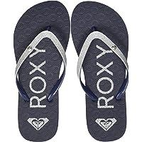 Roxy Girl's Rg Viva Glitter Sandal Flip Flop