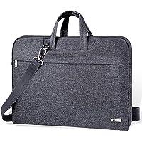 Voova 17 17.3 Zoll Laptoptasche Laptop Hülle Notebook Tasche mit Schulterriemen, Wasserdicht Notebooktasche für MacBook…