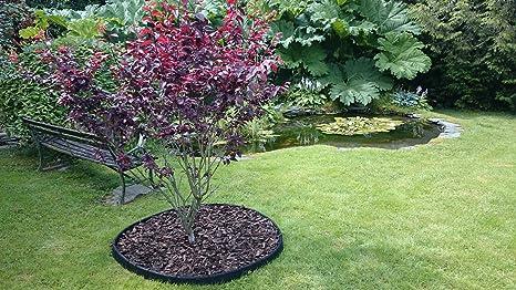 Durable Modeling FlexiBorder   Weatherproof, Lawnmower Safe, Flexible  Garden Lawn Edging   6 X