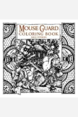 Mouse Guard Coloring Book Paperback