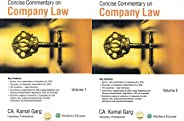 Concise Commentary on Company Law (2020 Edition)