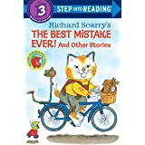The Best Mistake Ever!: And Other Stories (Step into Reading: Step 2)